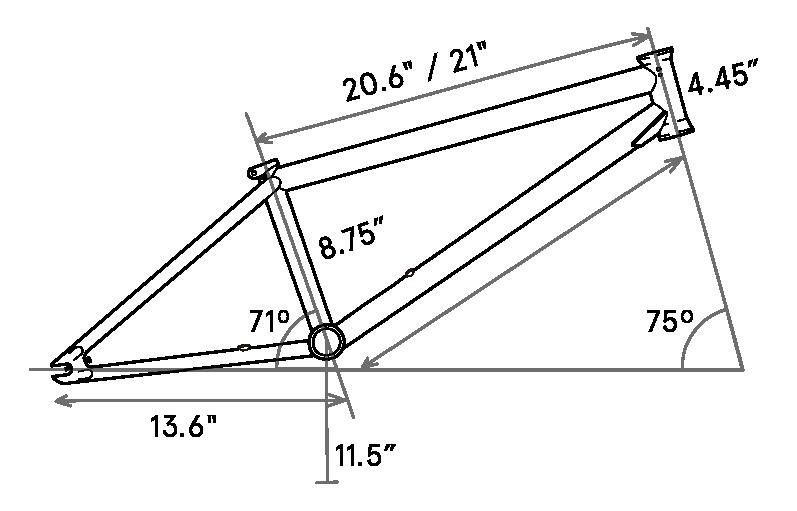 Sierra Flat Black Specs